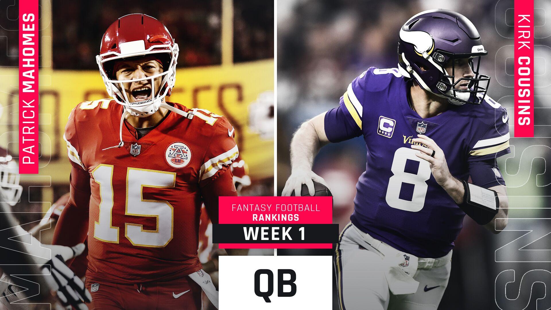 Week 1 Fantasy QB Rankings | Sporting News