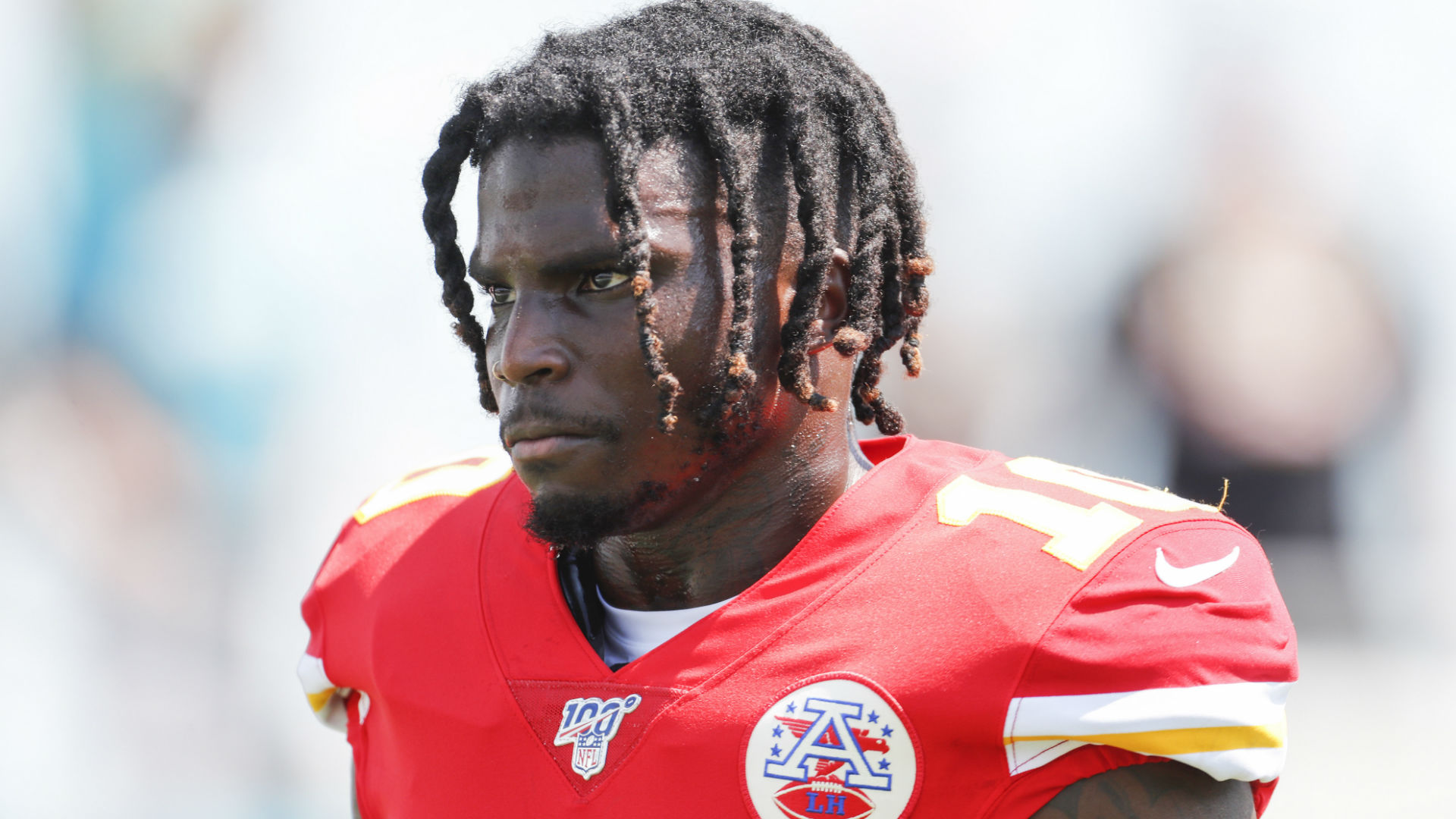 The Chiefs extended Tyreek Hill's contract with troubling urgency
