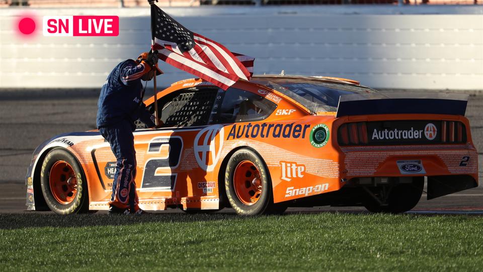NASCAR at Atlanta: Race results, highlights from Brad Keselowski's nail-biting QuikTrip500 win
