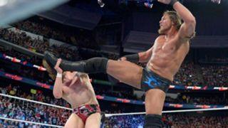 WWE バックラッシュ ダニエル・ブライアン ビッグ・キャス