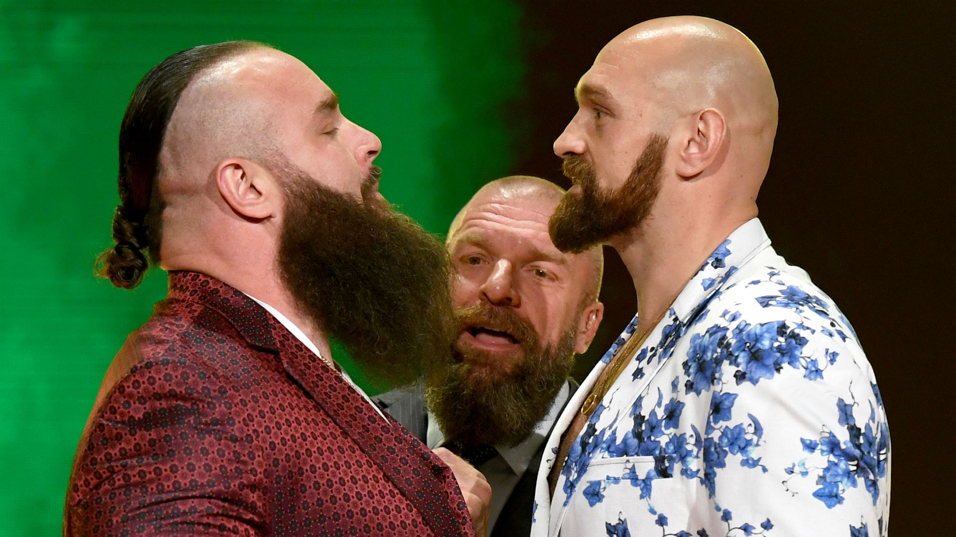 Triple H isn't sure what kind of match Tyson Fury vs. Braun Strowman will be, but he's certain what it won't be