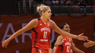 Elena Delle Donne WNBA Washington Mystics FTR