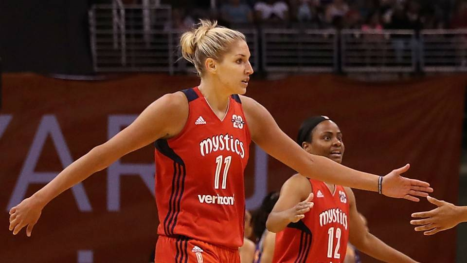 Elena Delle Donne becomes fastest WNBA player to 3,000 career points