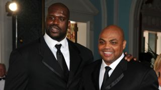 Shaquille O'Neal Charles Barkley