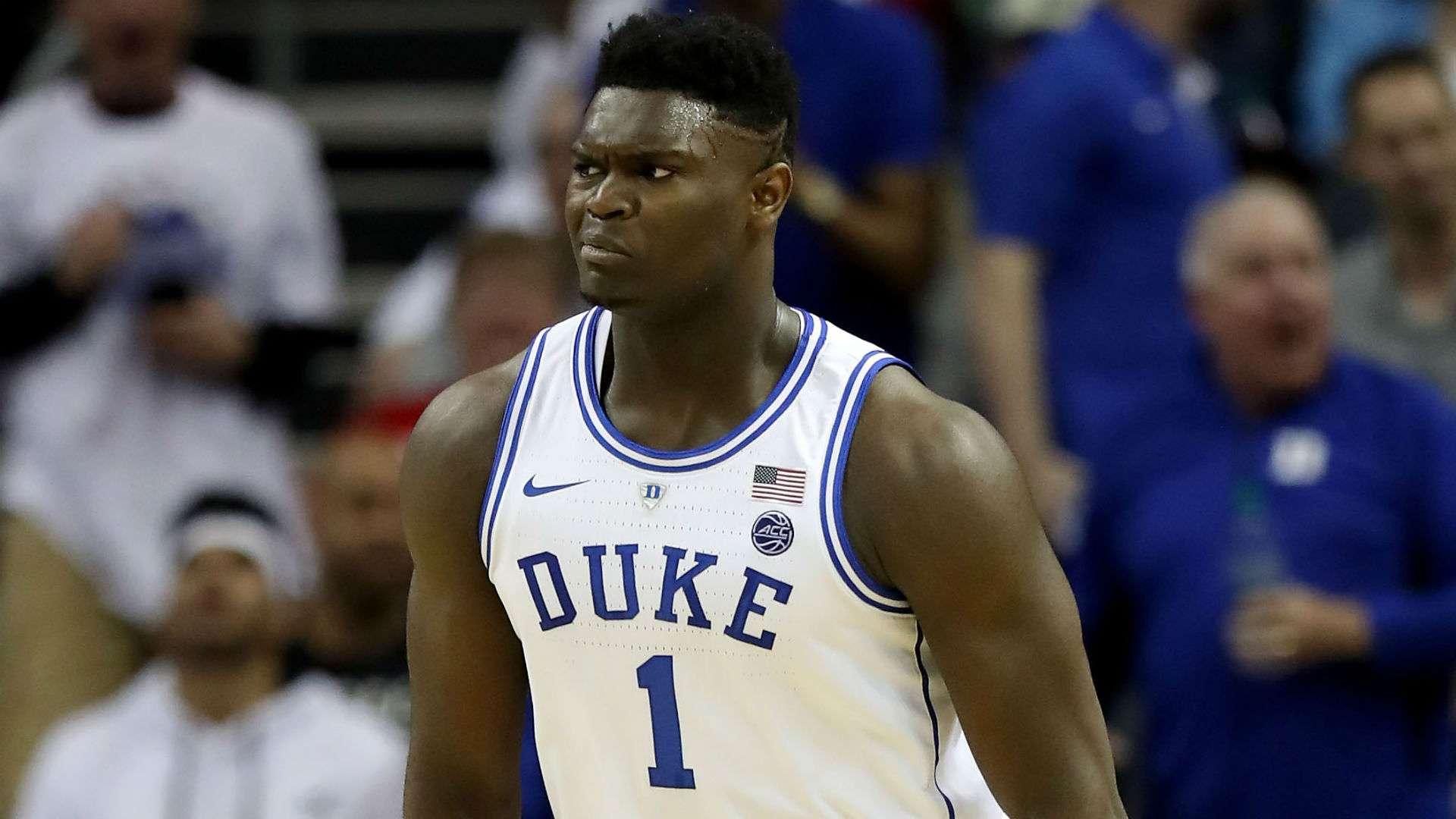 NBA Mock Draft 2019: Knicks land Zion Williamson