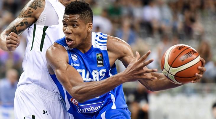 Giannis Greece FIBA Hellas