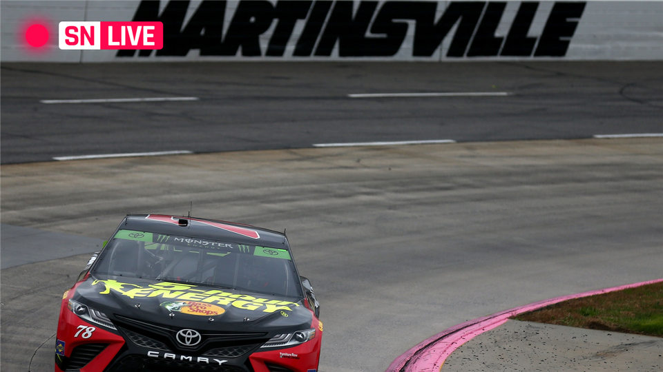 NASCAR at Martinsville: Live race updates, highlights from First Data 500