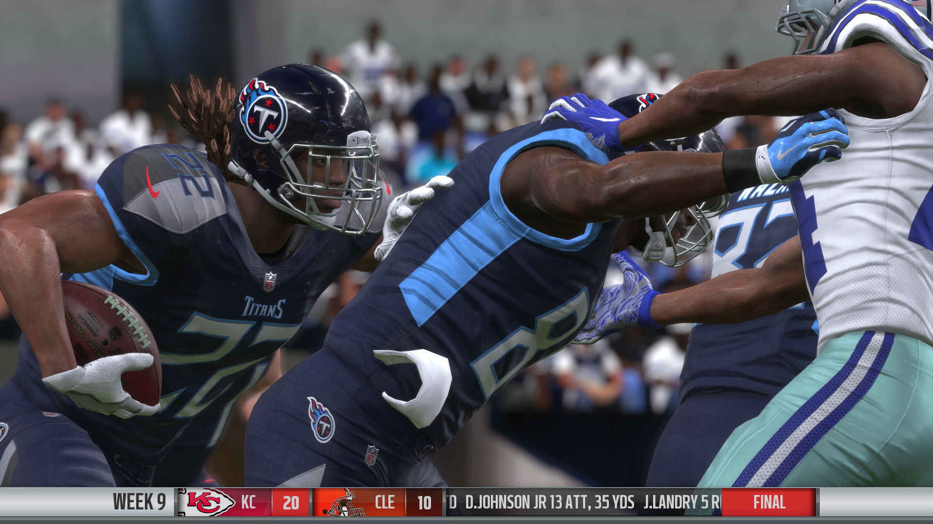 Madden 19 review: The good, the bad and the new from EA Sports  NFL  Sporting News