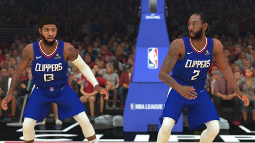 Which 'NBA 2K20' dynamic duos will receive highest player