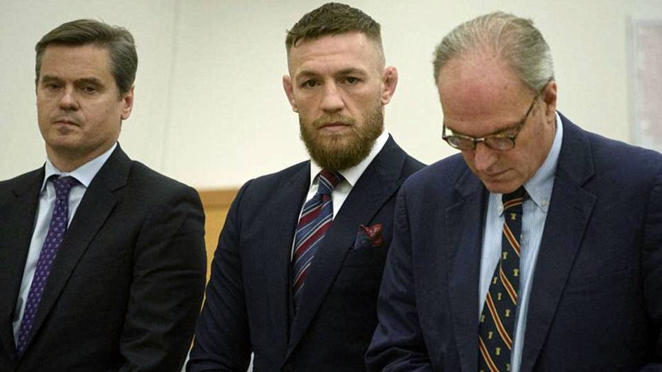 Conor McGregor plea deal: What it means for former UFC champion