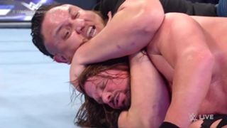 WWE スマックダウン #1002 WWE王座戦