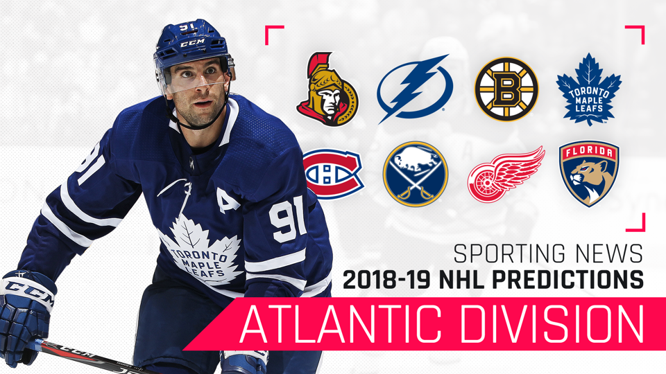 Atlantic Division 2018-19 predictions: Lightning still lap John Tavares-led Maple Leafs, field