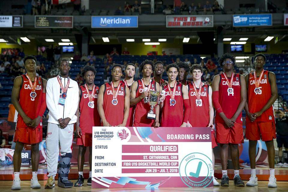 Canada FIBA u18