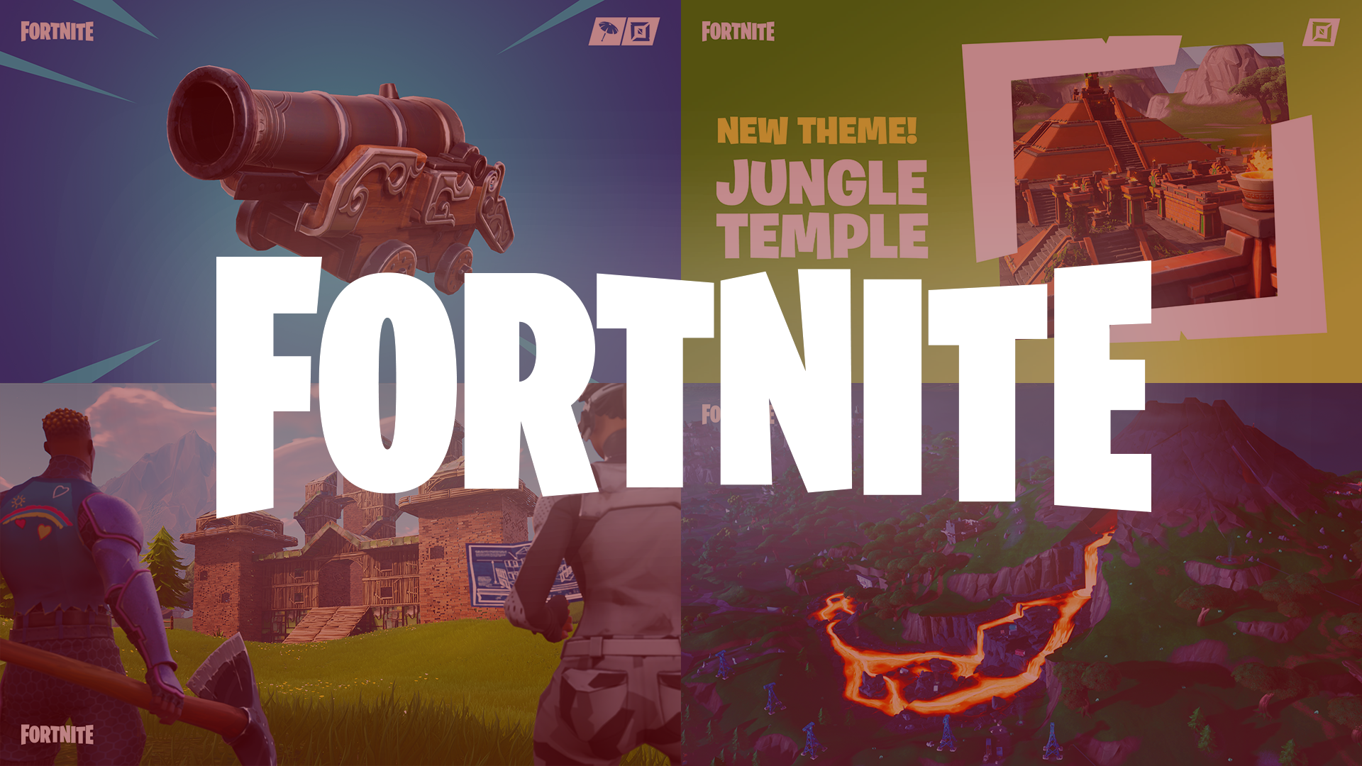 Fortnite' Season 8: Map, battle pass, patch notes, skins and