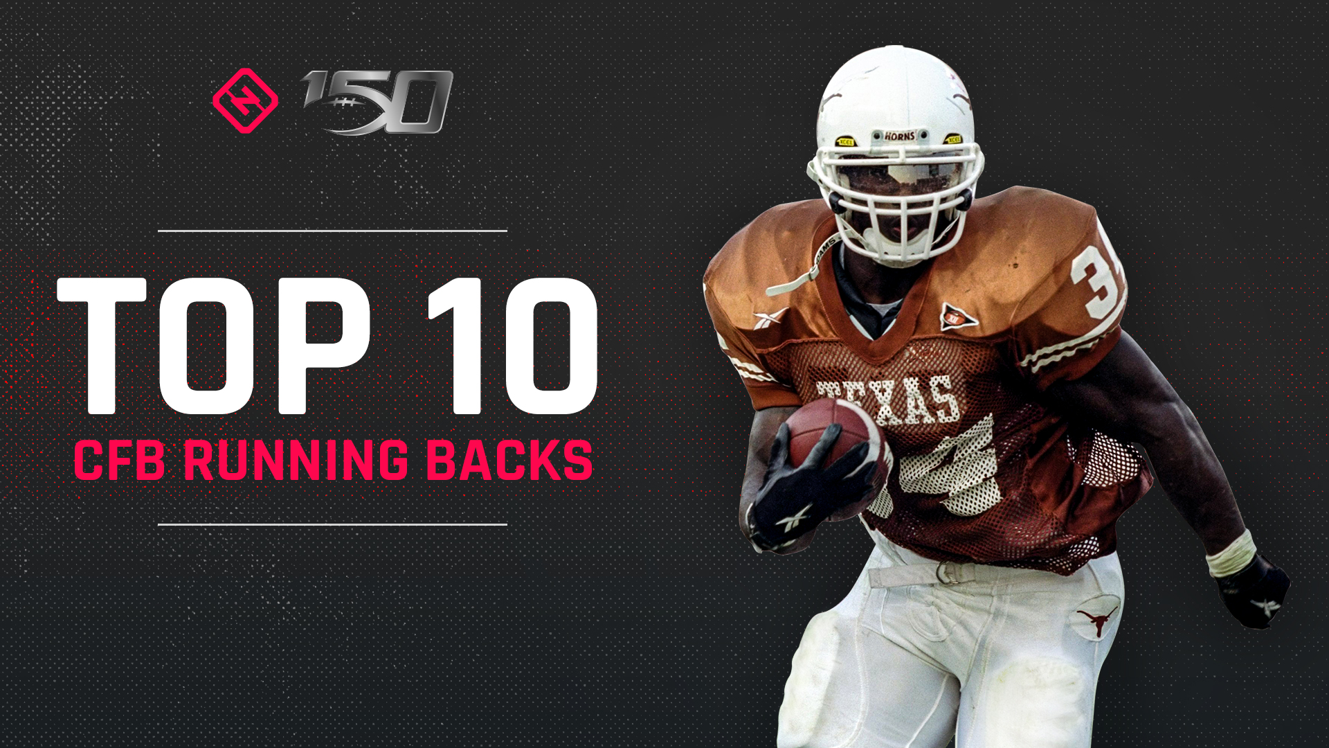 CFB 150: Top 10 running backs in college football history