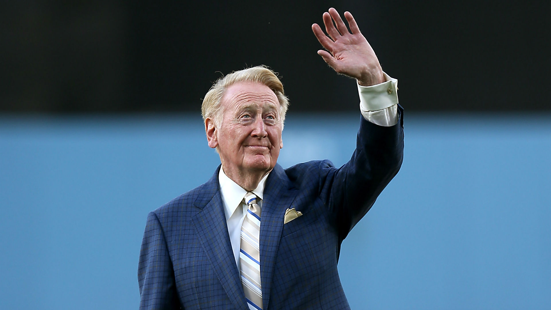 Vin Scully: I will never watch another NFL game