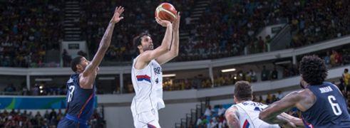 Teodosic FIBA Serbia