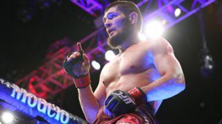 UFC パウンド・フォー・パウンド ハビブ・ヌルマゴメドフ