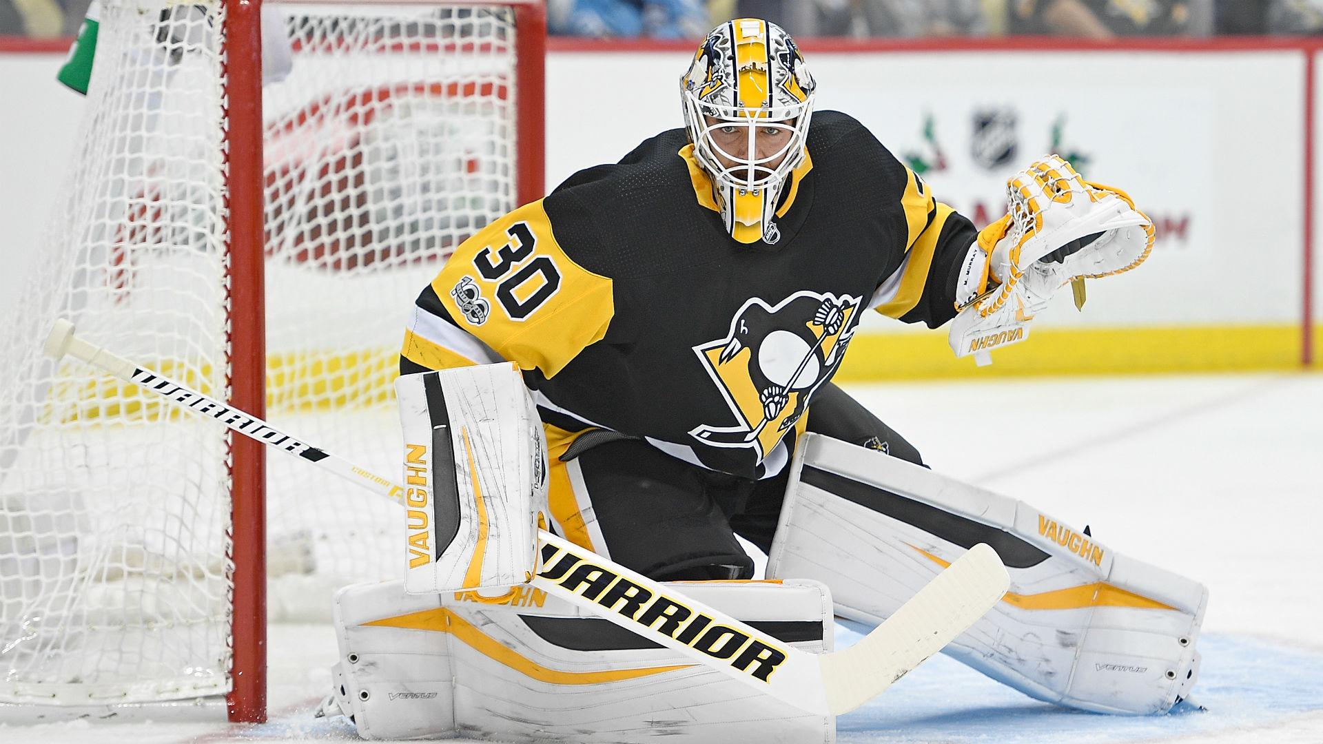 Matt Murray Injury Update Penguins Goalie Out Week To