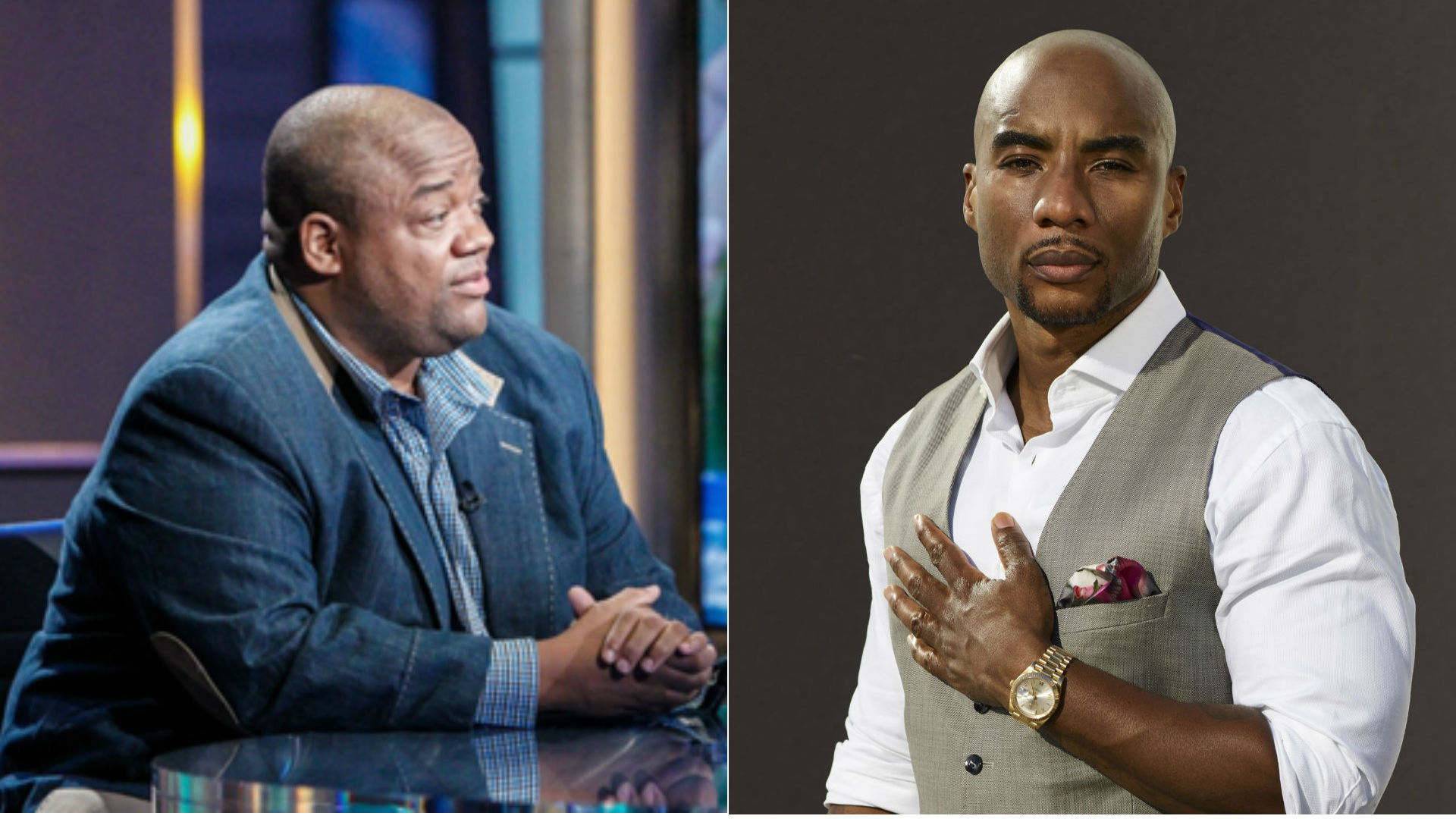 Charlamagne Tha God says he is done with FS1's 'clown' Jason Whitlock