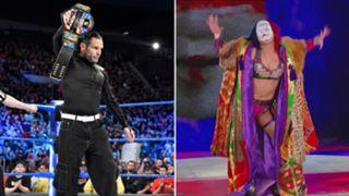 WWE ロウ スマックダウン スーパースター・シェイクアップ