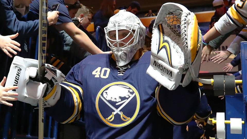 Robin Lehner shares struggles with addiction, bipolar disorder: 'I want to help make a difference'