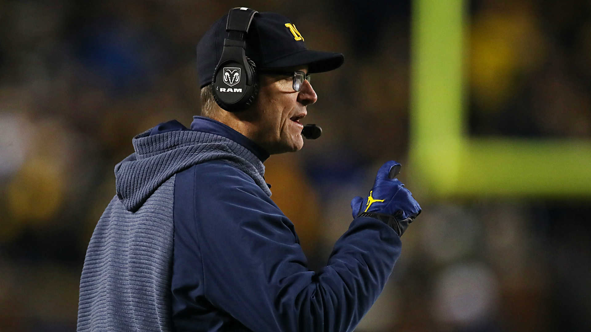 Jim Harbaugh's Urban Meyer comment elevates Michigan expectations even higher in 2019