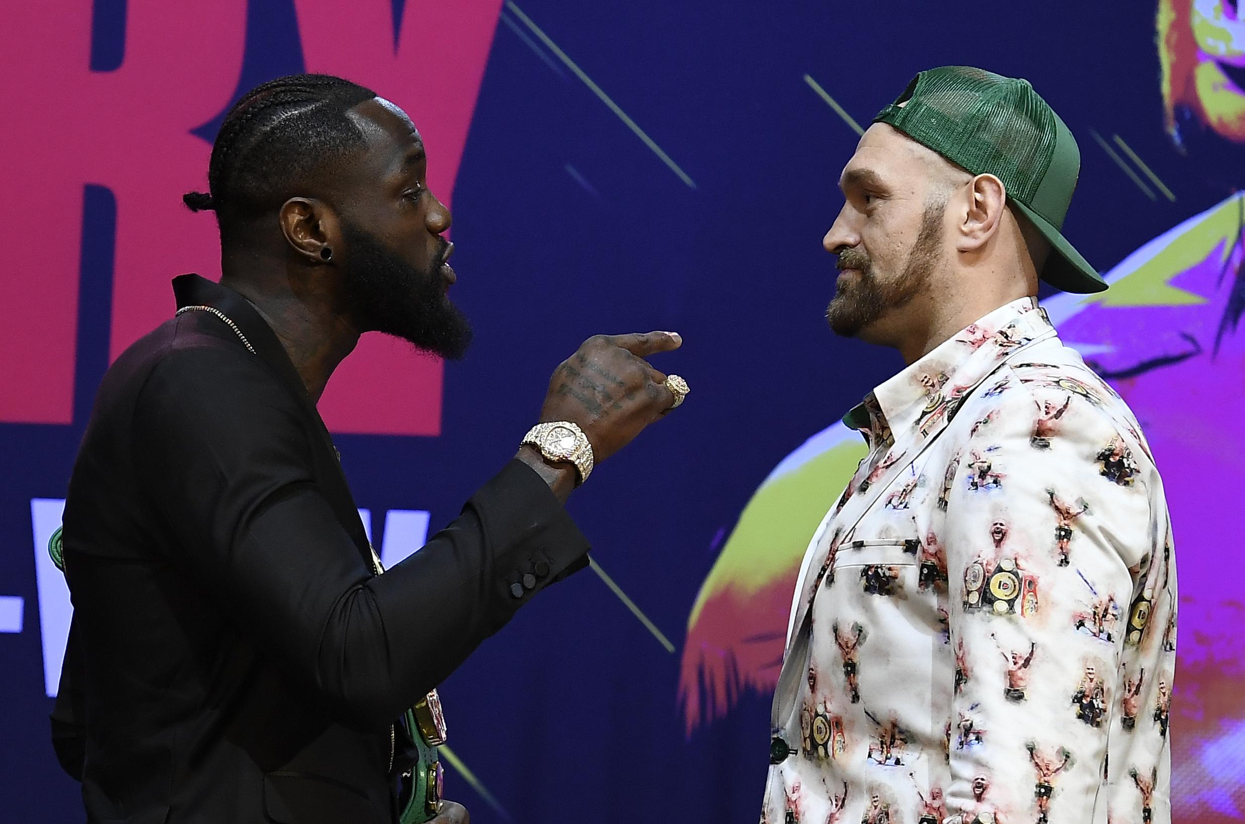 Transmisión en vivo de Deontay Wilder vs.Tyson Fury 2: Cómo ver la pelea de 2020 sin cable 2