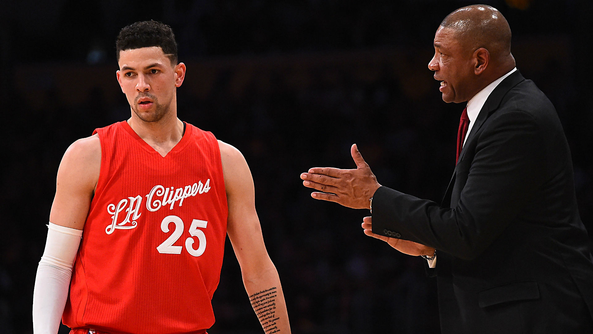 Doc Austin Rivers Ejected Sporting News
