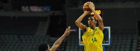 Jonah Bolden FIBA Basketball World Cup Australia
