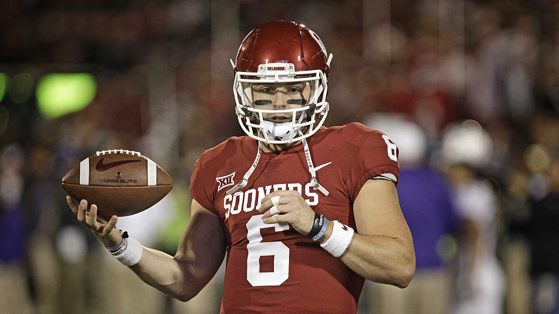 Baker Mayfield: Oklahoma's can't-miss star that all of college football missed