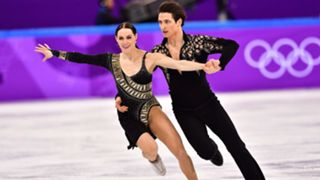 Tessa Virtue and Scott Moir, Canada