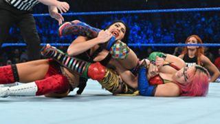 WWE, スマックダウン, #1014, プレビュー