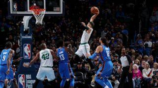 Jayson Tatum Celtics Thunder