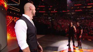 WWE ロウ #1325 ディーン・アンブローズ