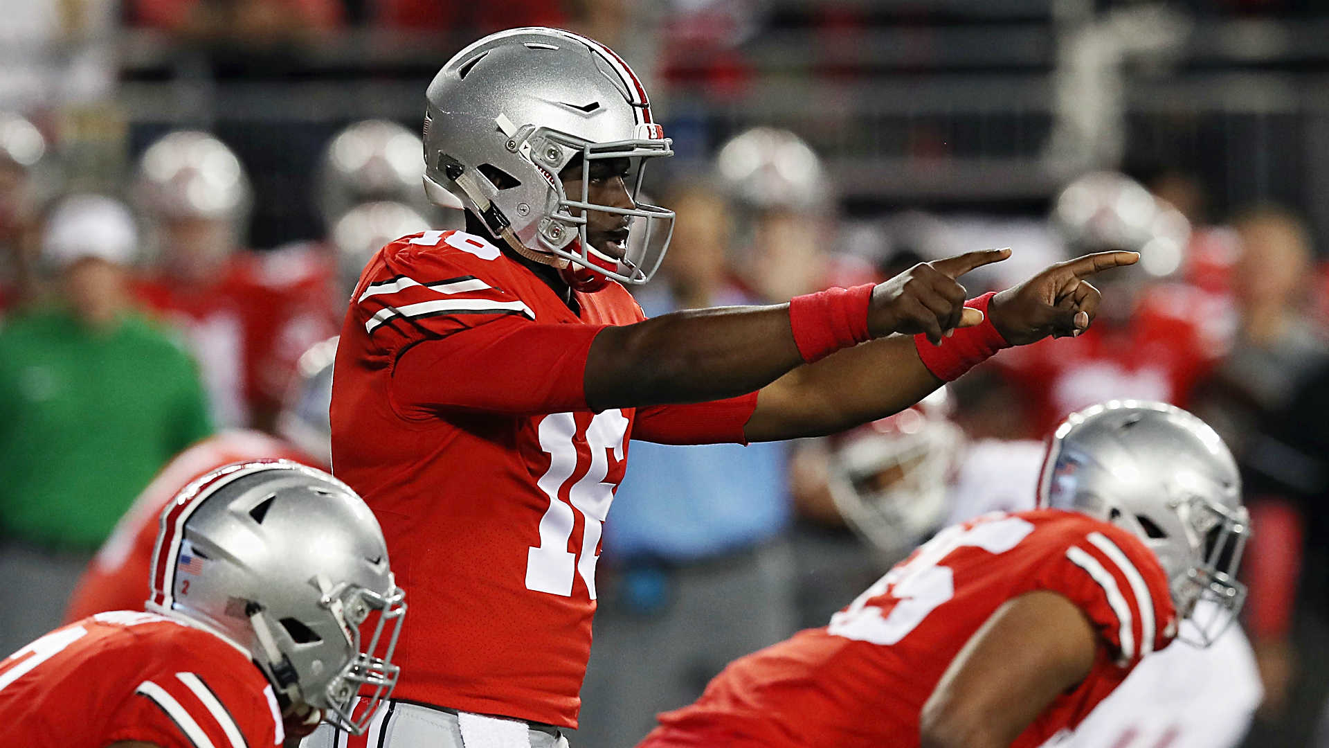 J.T. Barrett must own this big-game stage for Buckeyes against Penn State