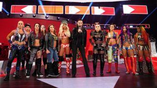 WWE, ロウ, #1334, ステファニー・マクマホン