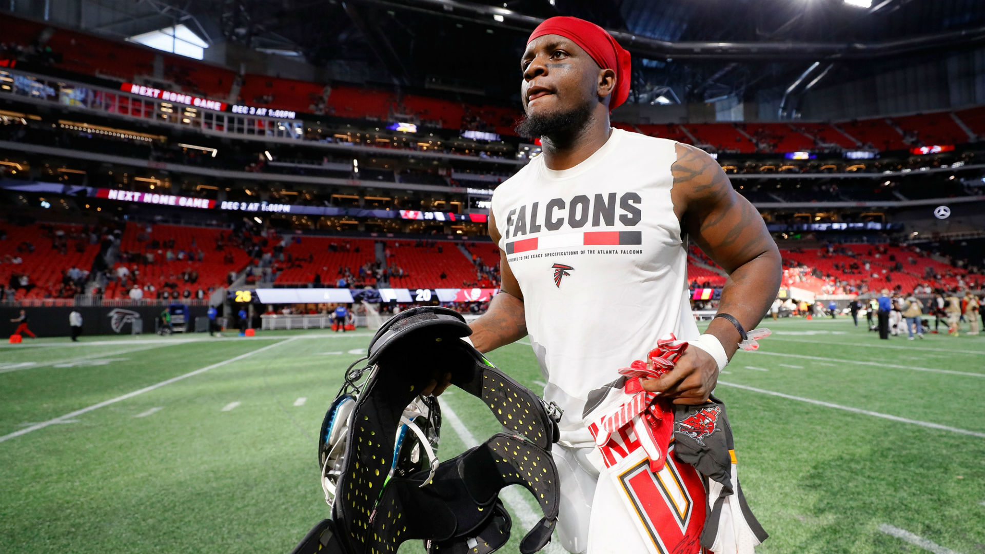 Mohamed Sanu Trade: Move to Patriots affects fantasy value of Calvin Ridley, Phillip Dorsett, Justin Hardy