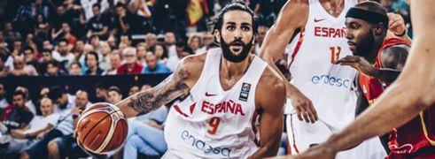 Rubio Spain FIBA