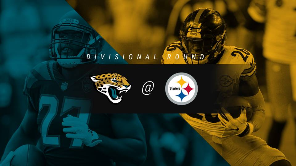 Steelers vs. Jaguars: Rating, live updates from divisional playoff game in Pittsburgh