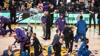 2019.1.4 Knicks vs Lakers