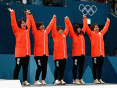Japan curling