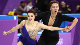 Ekaterina Bobrova and Dmitri Soloviev, Olympic Athlete from Russia