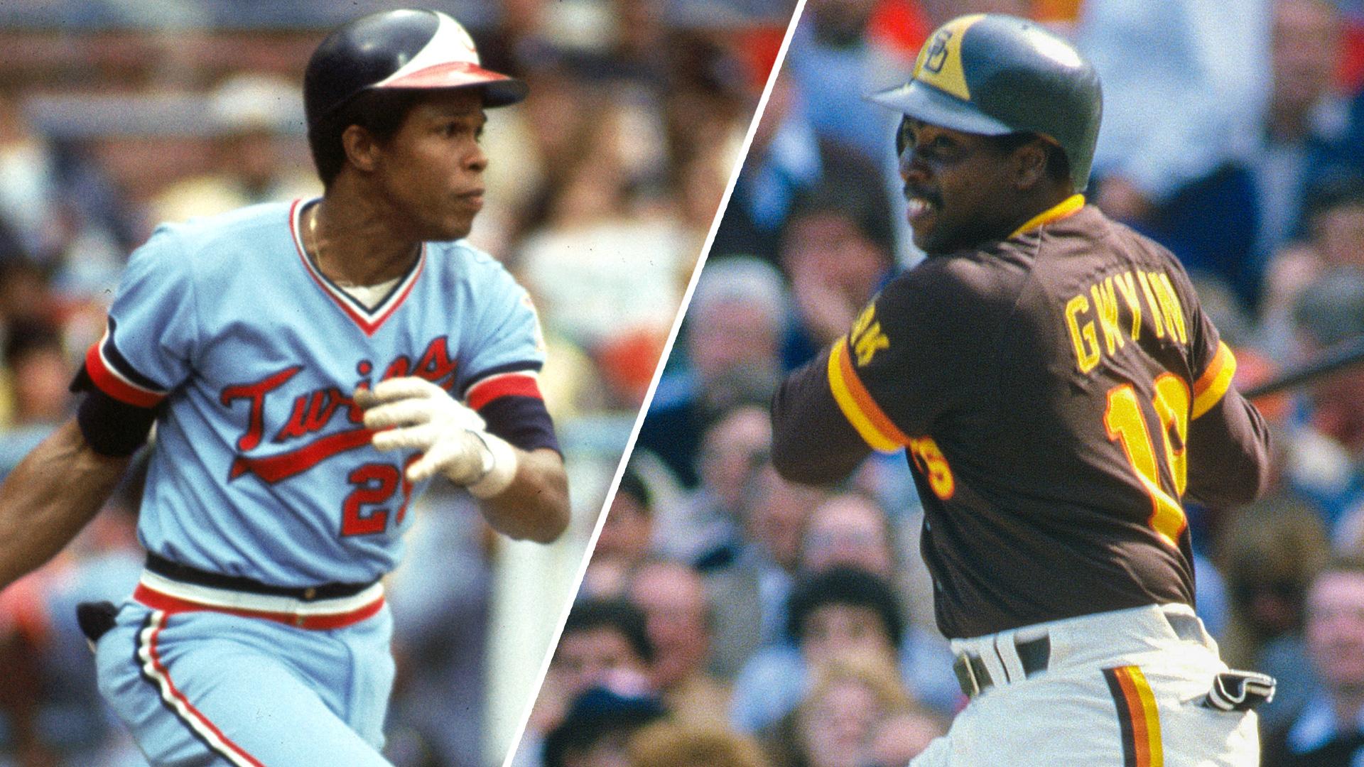 Baseball nailed it naming batting titles for Tony Gwynn and Rod