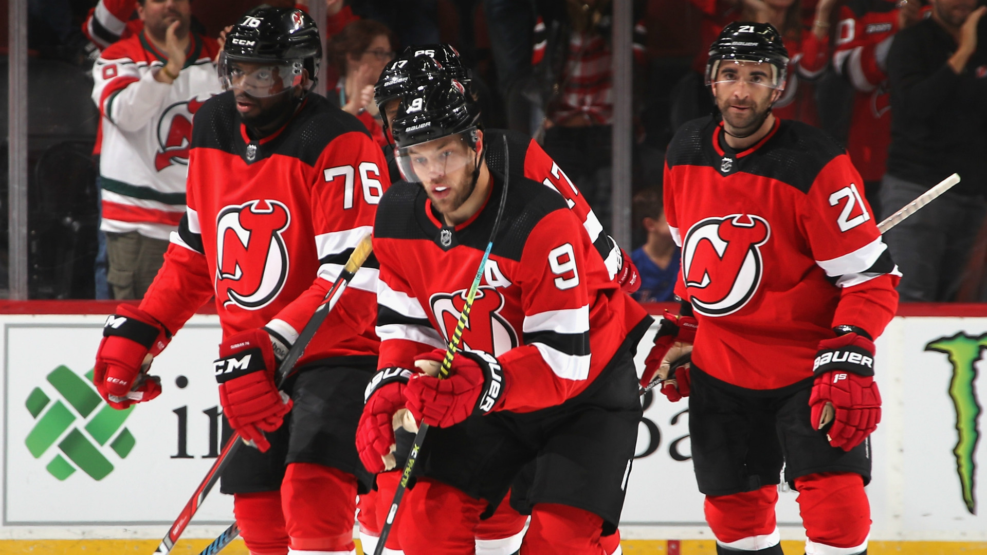 Devils' Taylor Hall scores preseason goal, nets for first time since December