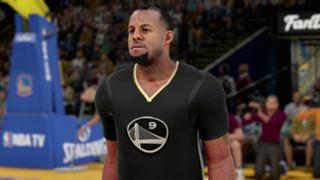NBA 2K16 Andre Iguodala