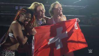 WWE ロウ ロンダ・ラウジー スイス 欧州ツアー