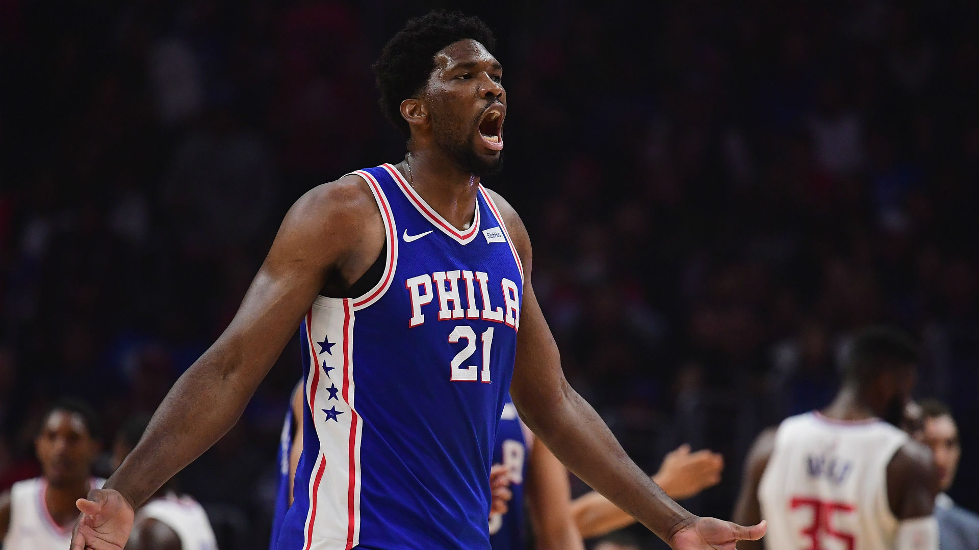 Sixers' Joel Embiid is becoming the complete package, and that's terrifying