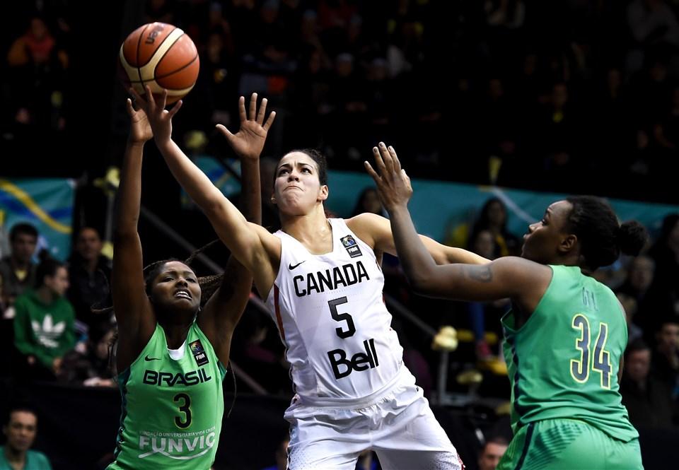 Kia Nurse FIBA Canada
