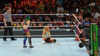 WWE PPV マネー・イン・ザ・バンク アスカ スマックダウン女子王座